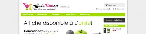 Imprimez vos affiches fluo en ligne avec AfficheFluo.net